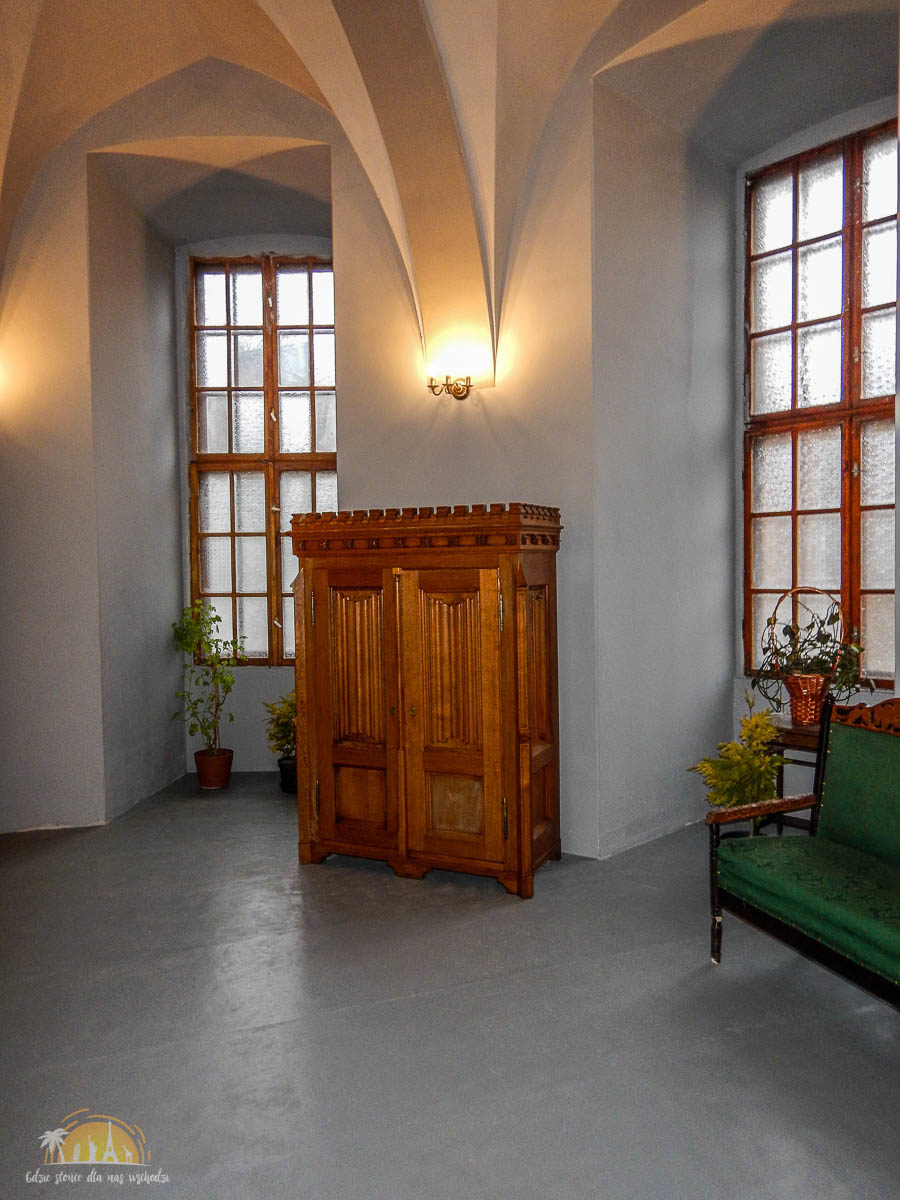 Dolny Śląsk Zamek w Kamieńcu atrakcje 34
