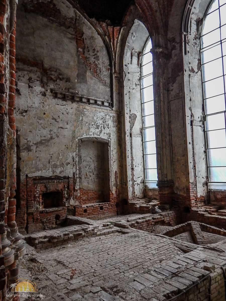 Dolny Śląsk Zamek w Kamieńcu atrakcje 36