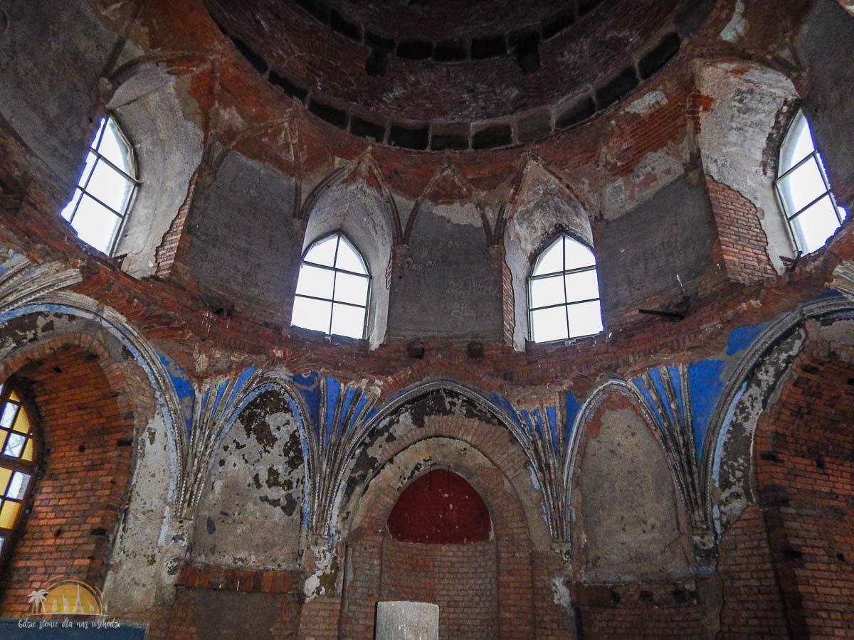 Dolny Śląsk Zamek w Kamieńcu atrakcje 39