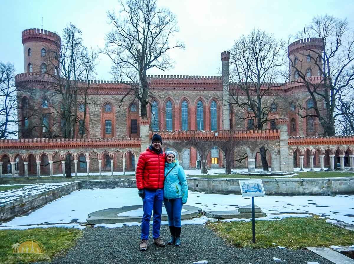Dolny Śląsk Zamek w Kamieńcu atrakcje 40