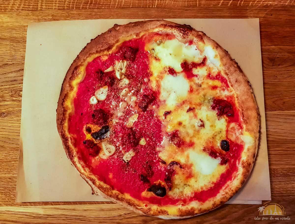 Pizzeria Frontiera Poznań pizza 2