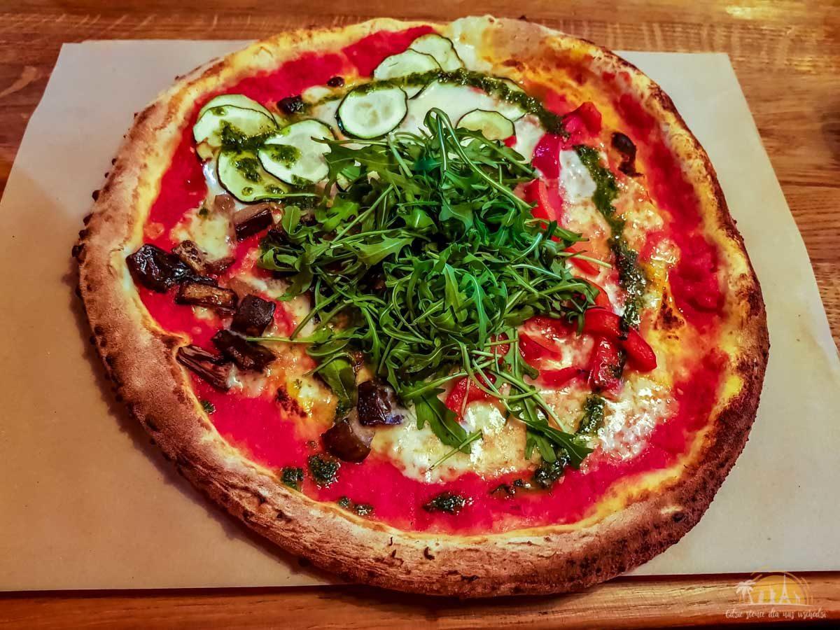 Pizzeria Frontiera Poznań pizza 5