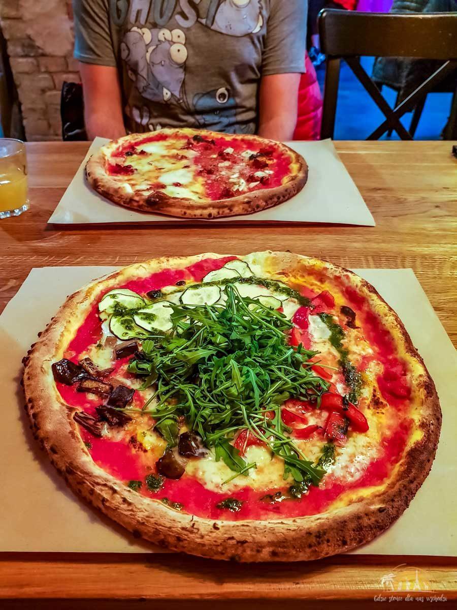 Pizzeria Frontiera Poznań pizza 6