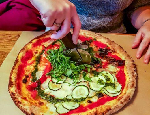 Pizzeria Frontiera Poznań pizza 7