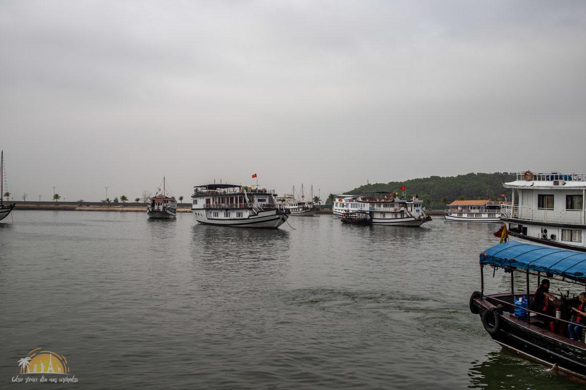 Wietnam Ha Long atrakcje 1