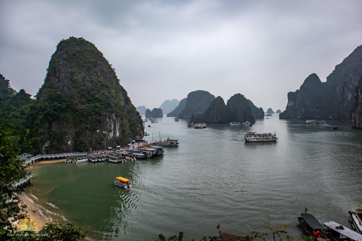Wietnam Ha Long atrakcje 10