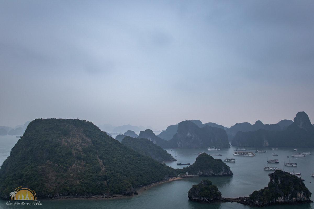 Wietnam Ha Long atrakcje 23