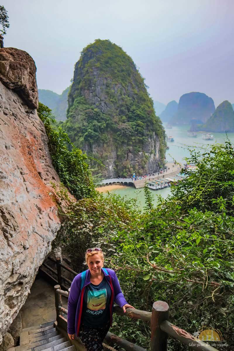 Wietnam Ha Long atrakcje 23 a
