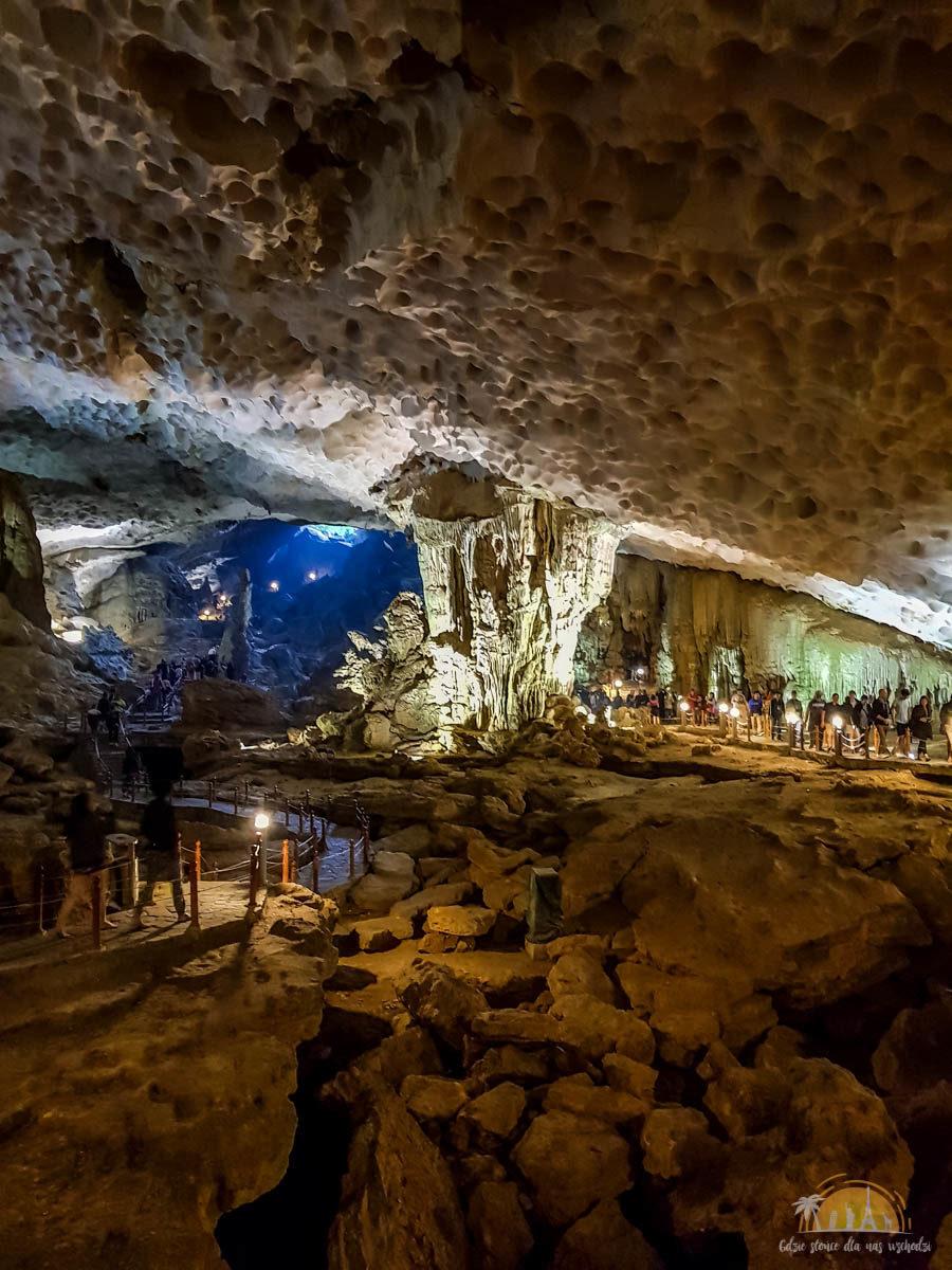 Wietnam Ha Long atrakcje 27