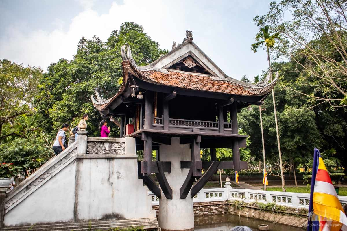 Wietnam Hanoi atrakcje blog 12