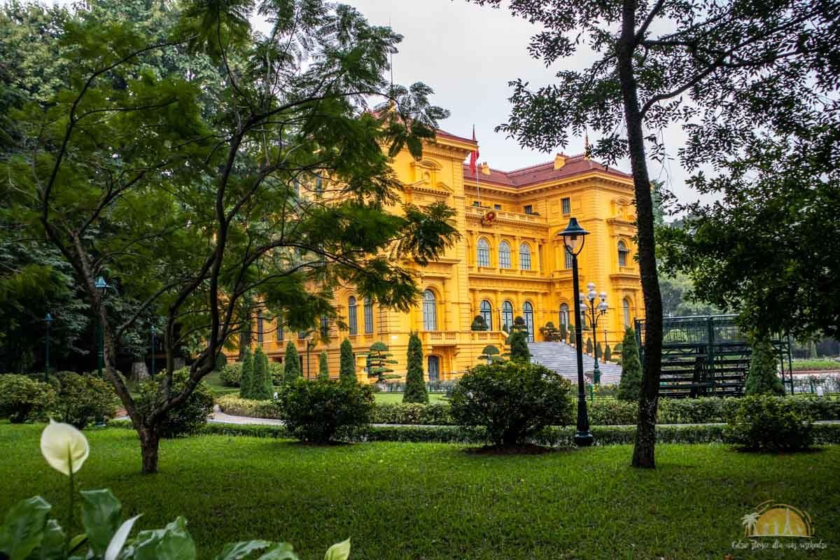 Wietnam Hanoi atrakcje blog 5