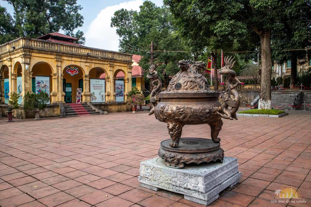 wietnam Hanoi atrakcje blog 23