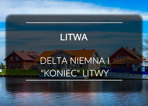 Litwa Delta Niemna mini