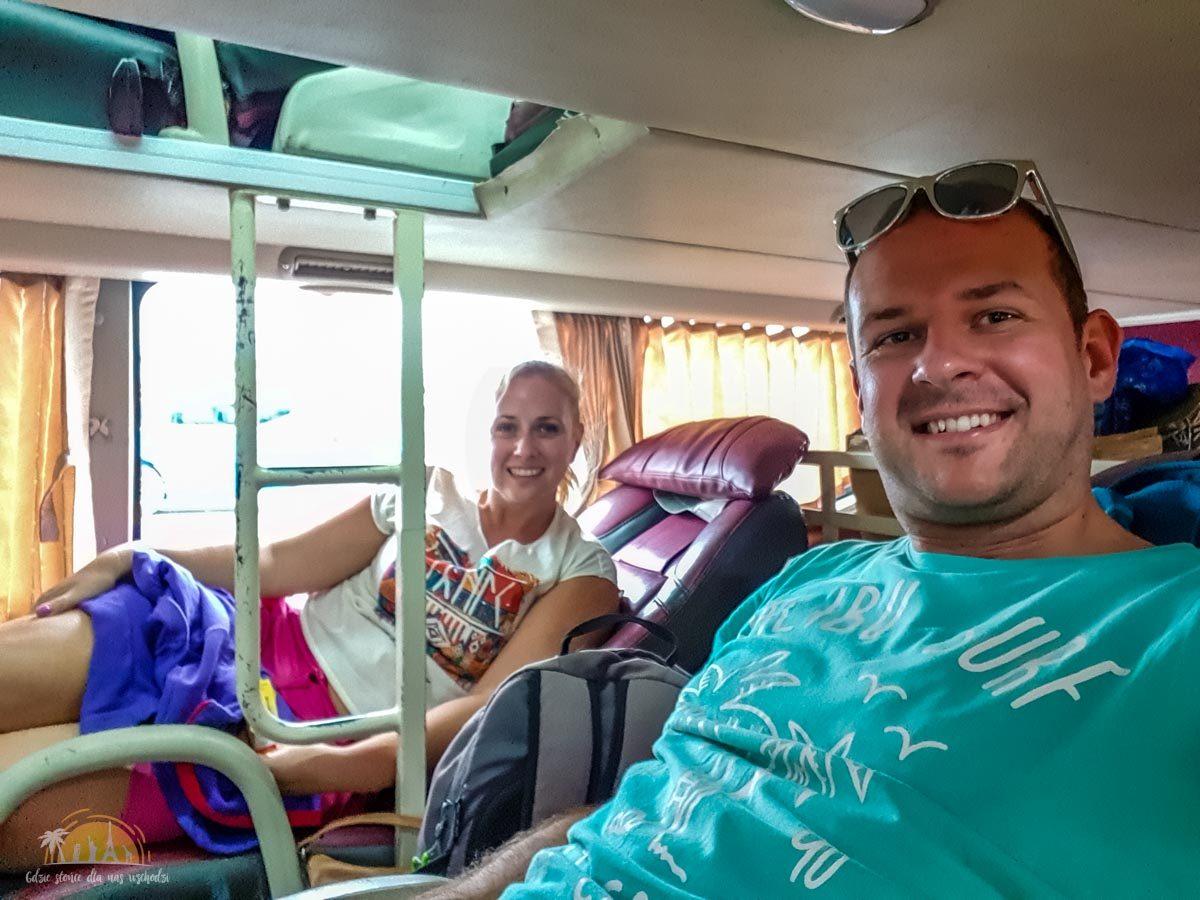 Wietnam autobusy blog przygotowania_