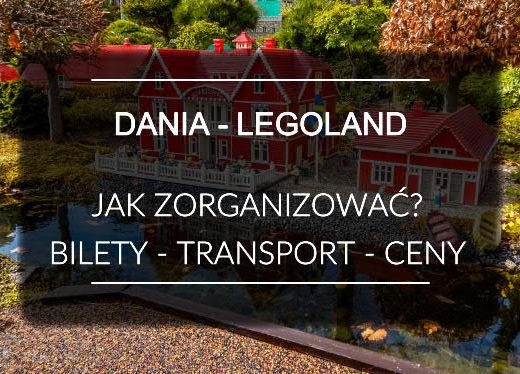 Dania Legoland Billund organizacja mini