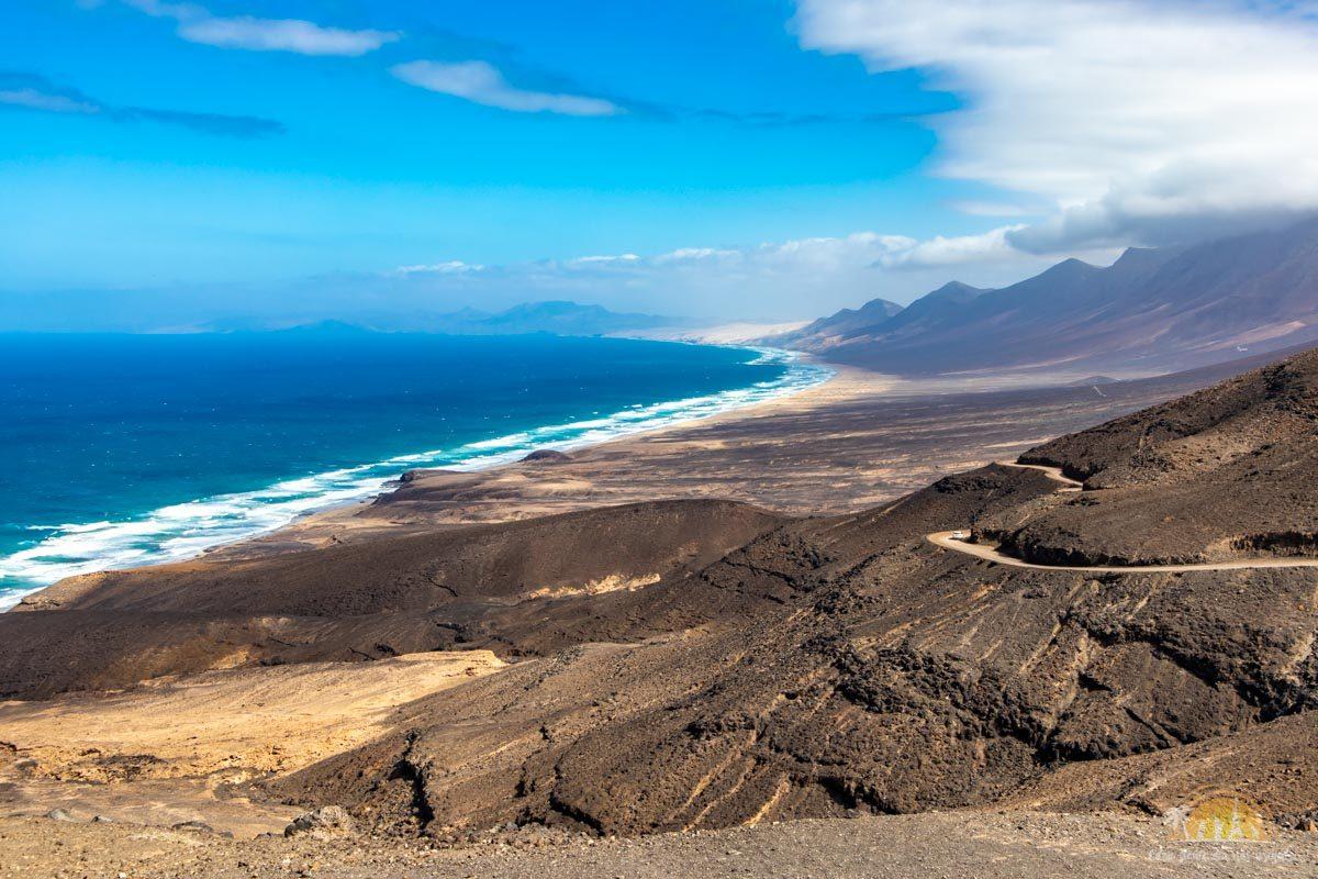 Fuerteventura Cofete plaża Jandia atrakcje 22