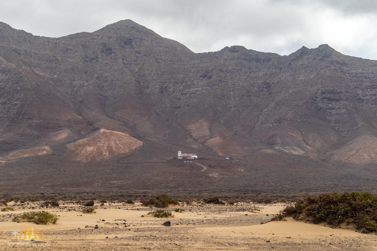 Fuerteventura Cofete plaża Jandia atrakcje 35