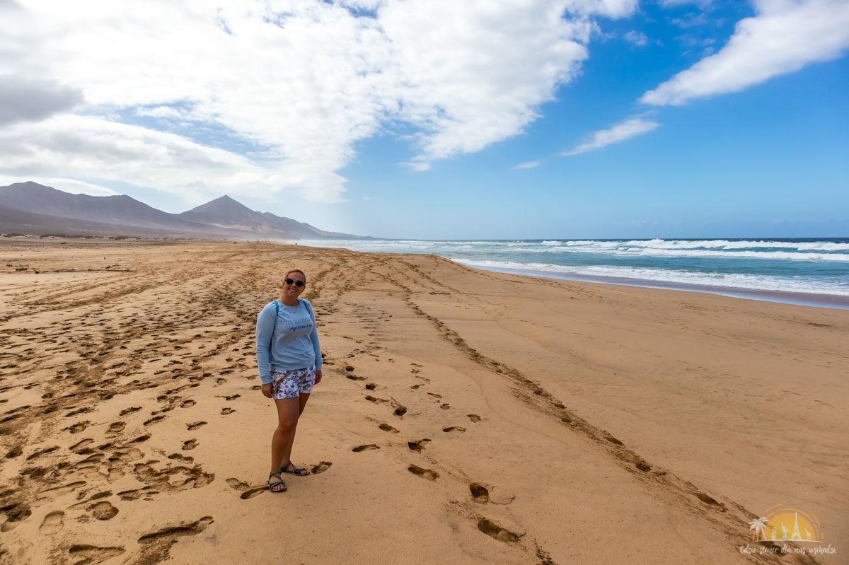 Fuerteventura Cofete plaża Jandia atrakcje 37