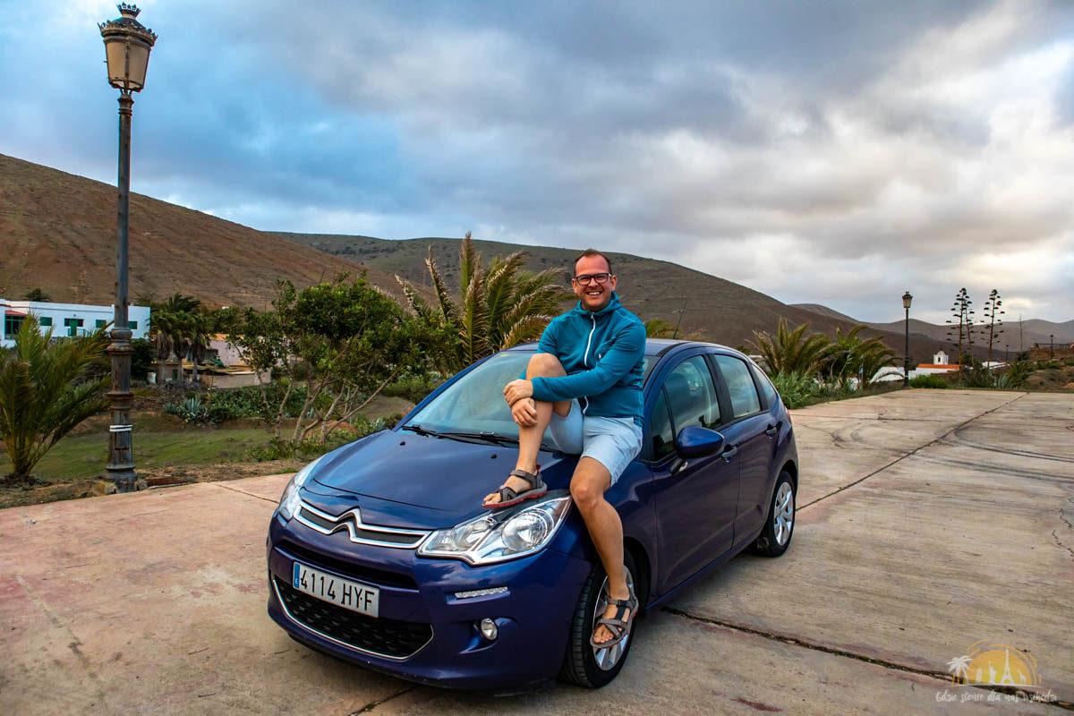 Fuerteventura atrakcje wynajem samochodu