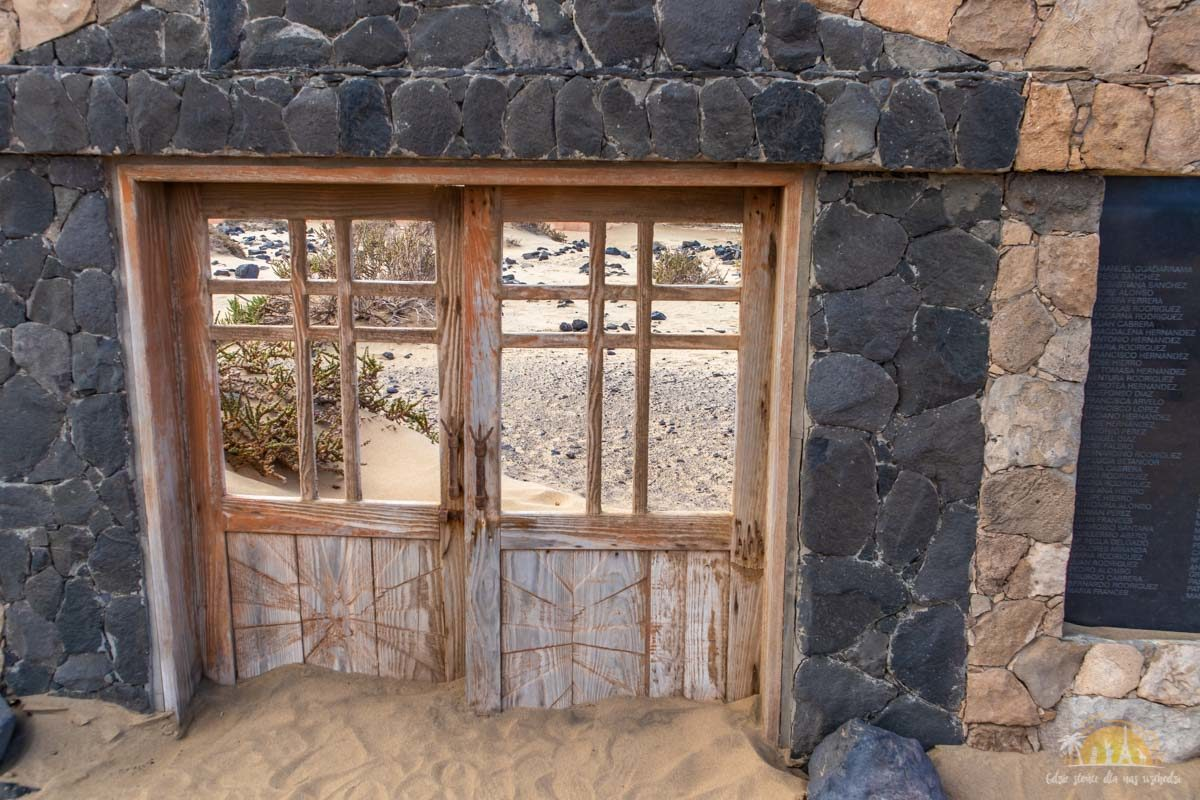 Fuerteventura willa Wintera Jandia atrakcje 33