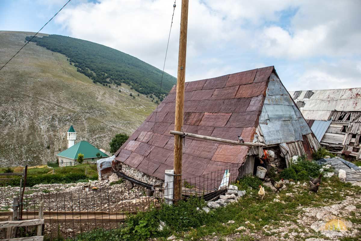 Lukomir Bosnia i Hercegowina atrakcje 10