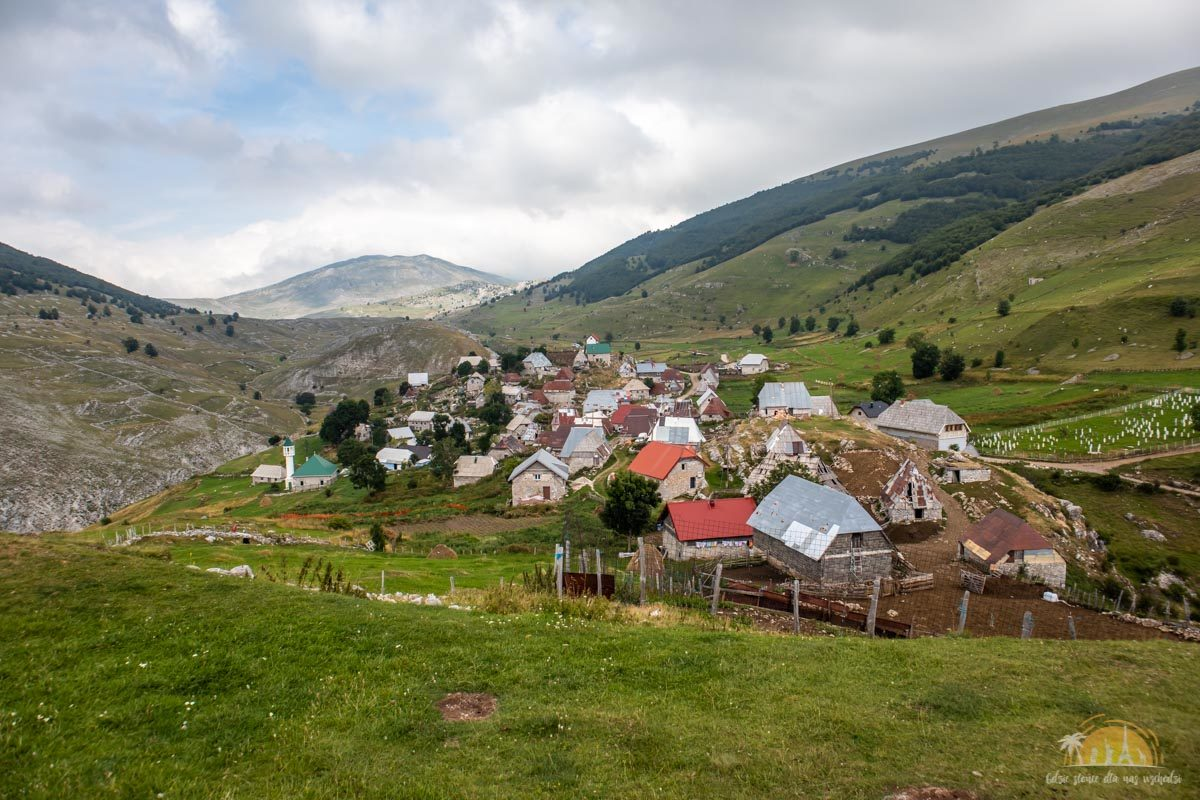 Lukomir Bosnia i Hercegowina atrakcje 12