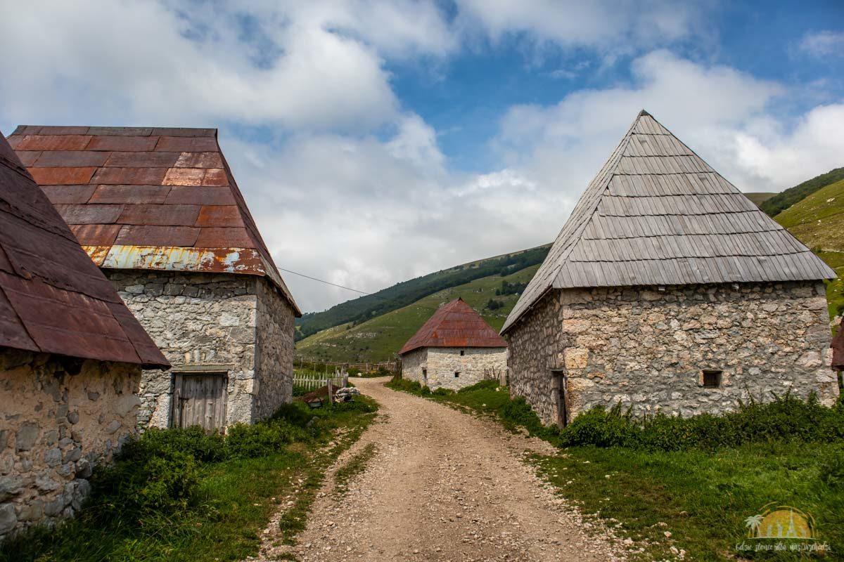Lukomir Bosnia i Hercegowina atrakcje 18