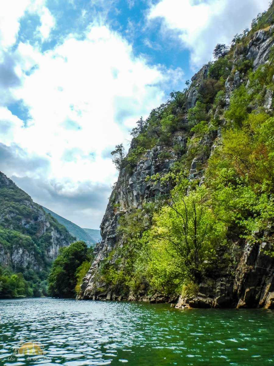 Kanion Matka Macedonia atrakcje 11