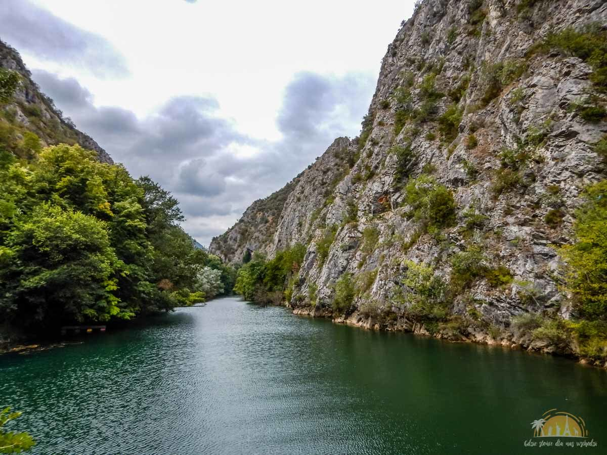 Kanion Matka Macedonia atrakcje 12