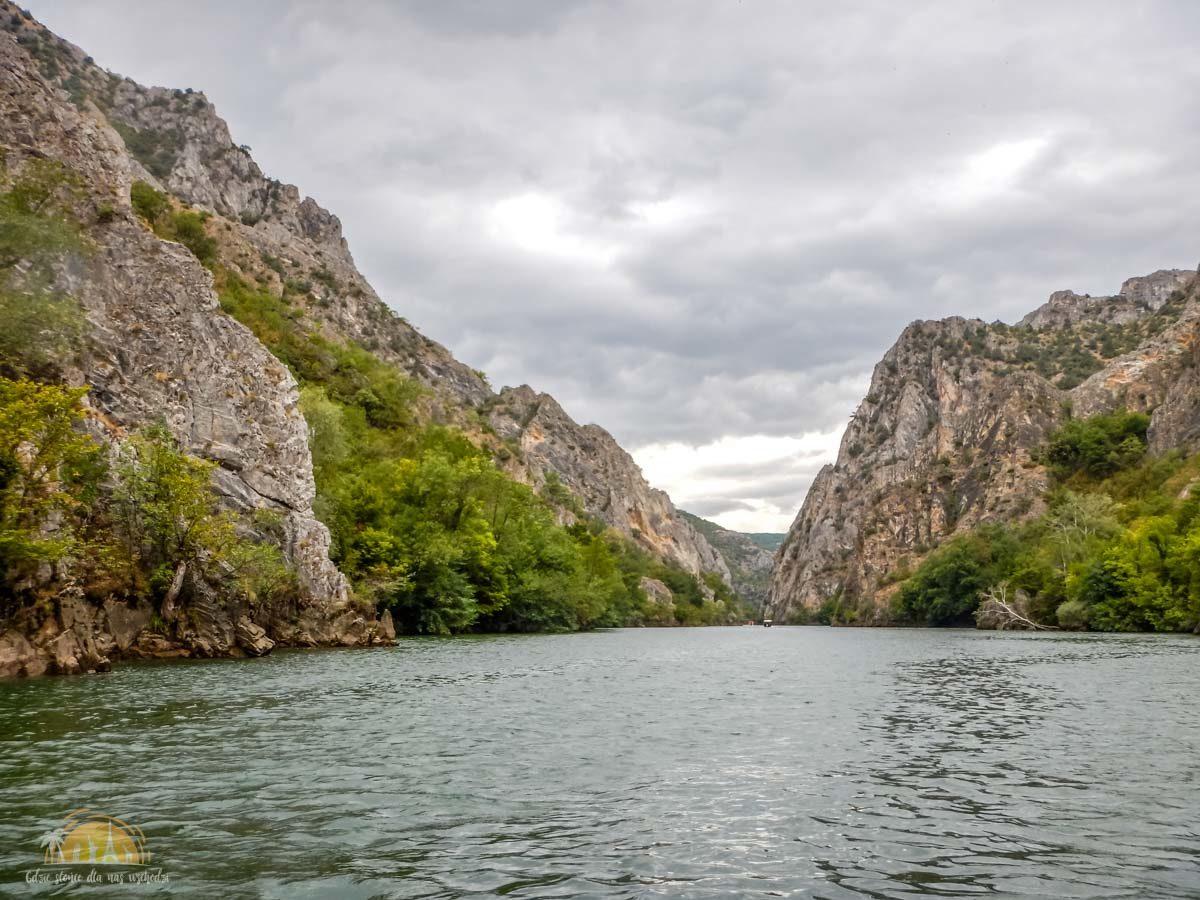 Kanion Matka Macedonia atrakcje 16