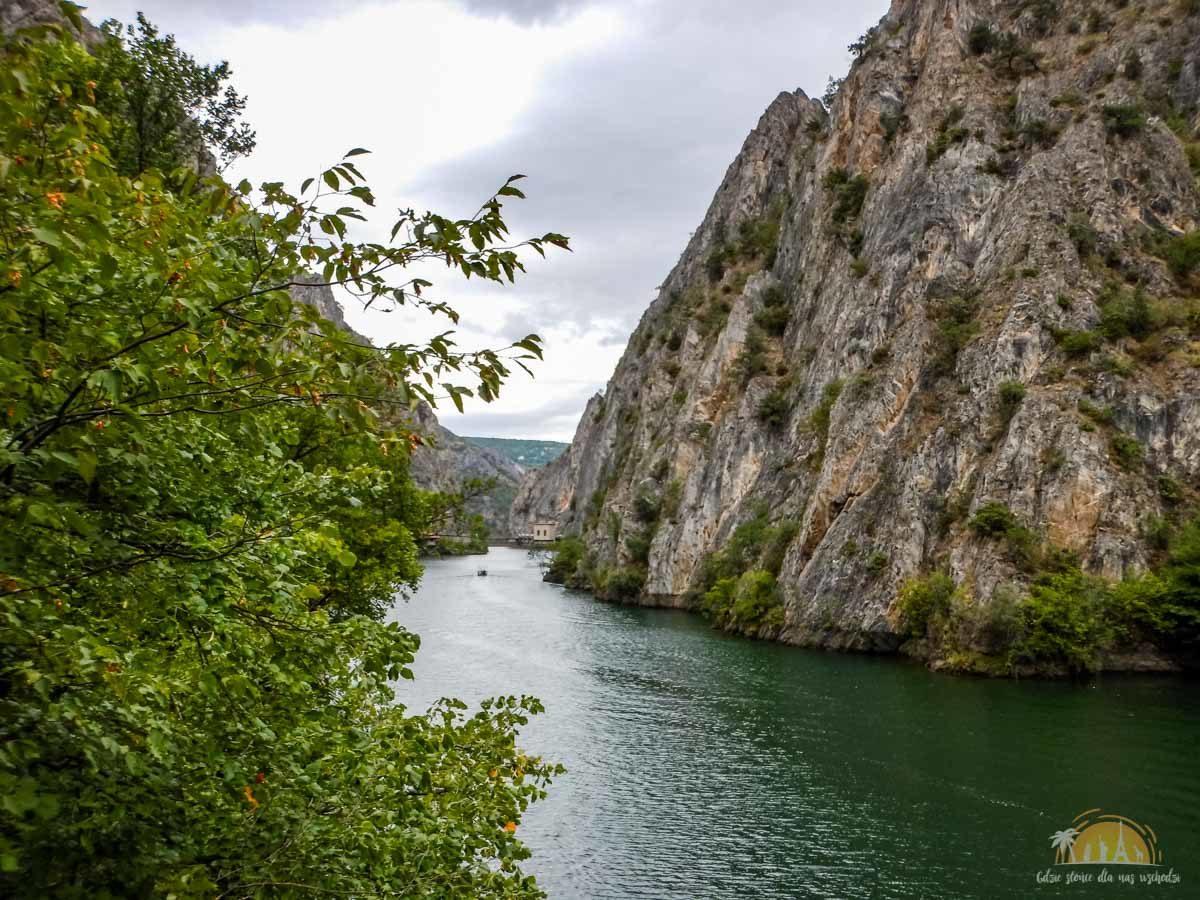 Kanion Matka Macedonia atrakcje 2 tama
