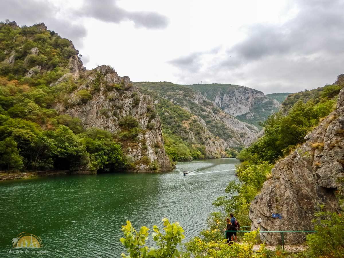 Kanion Matka Macedonia atrakcje 5