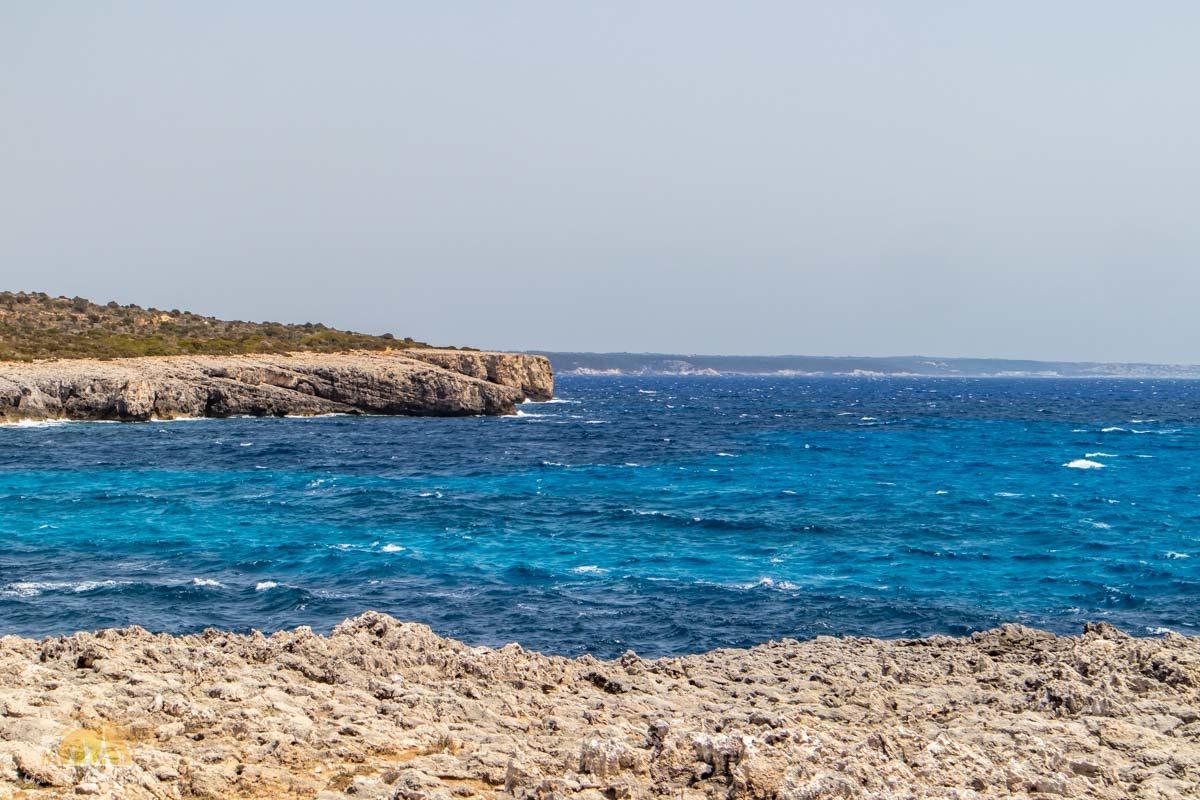 Minorka plaża Cala des Talaier 2