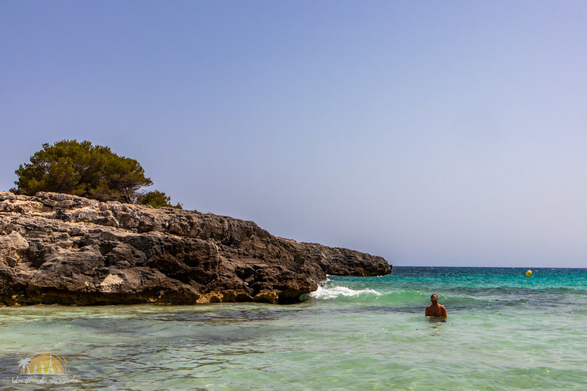 Minorka plaża Cala des Talaier 5