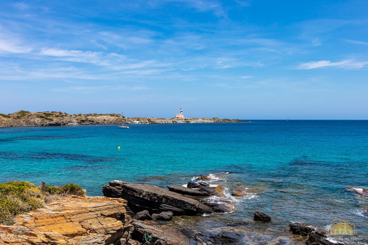 Minorka plaża cala Presili 4