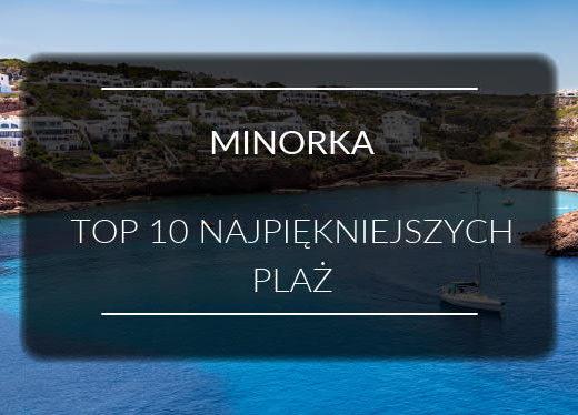 Minorka plaże MINI
