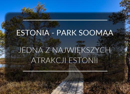 Soomaa Park Narodowy Estonia