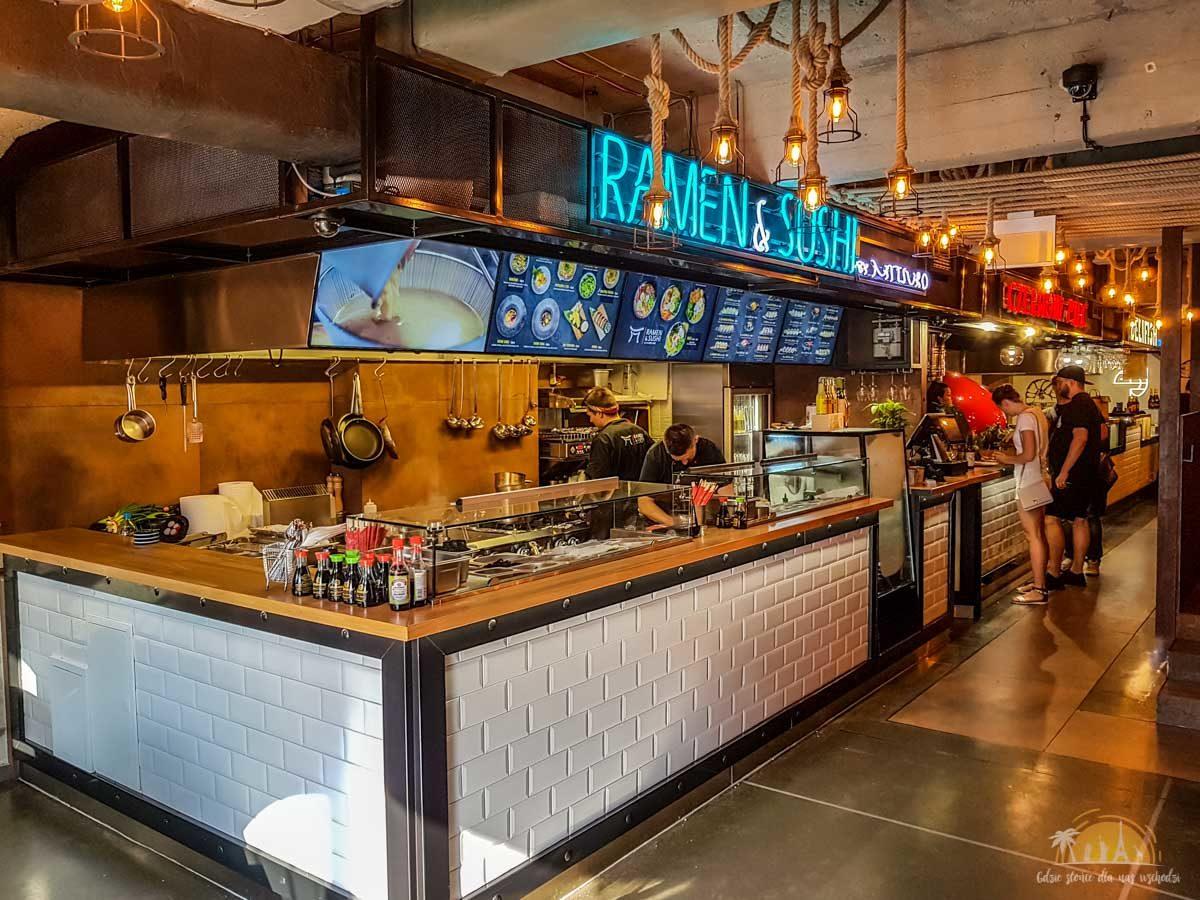 Ramen & Sushi by mitsuro Gdansk 2