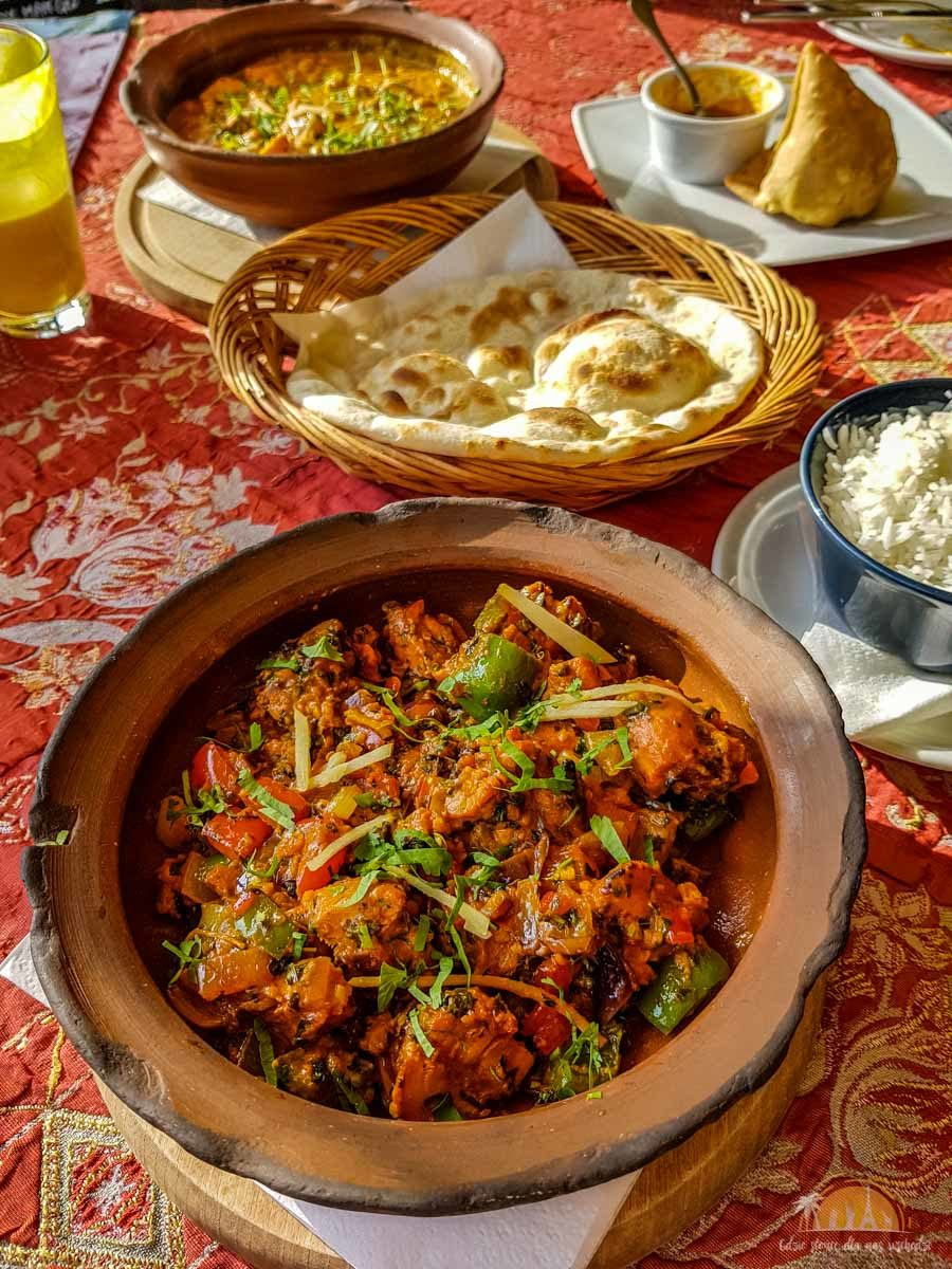 Tandoori Love sopot indyjska restauracja chicken tawa 5