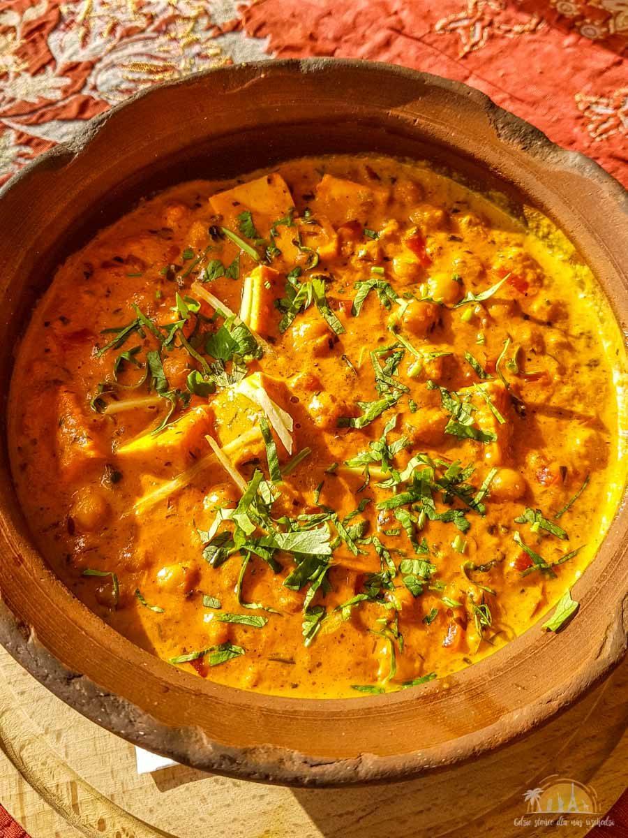 Tandoori Love sopot indyjska restauracja chola paneer 10
