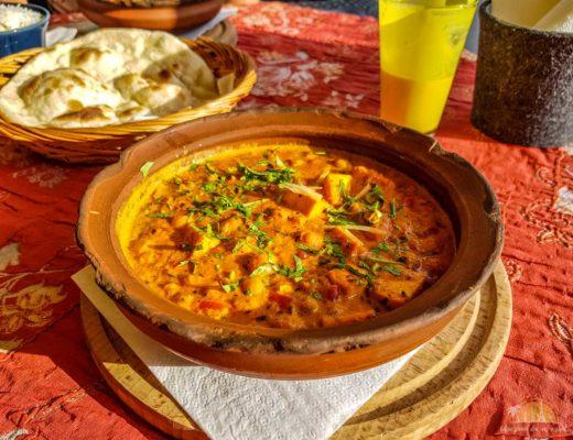 Tandoori Love sopot indyjska restauracja chola paneer 7