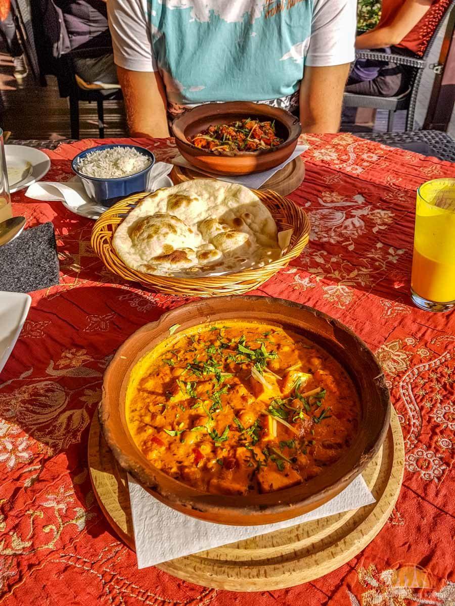Tandoori Love sopot indyjska restauracja chola paneer 9