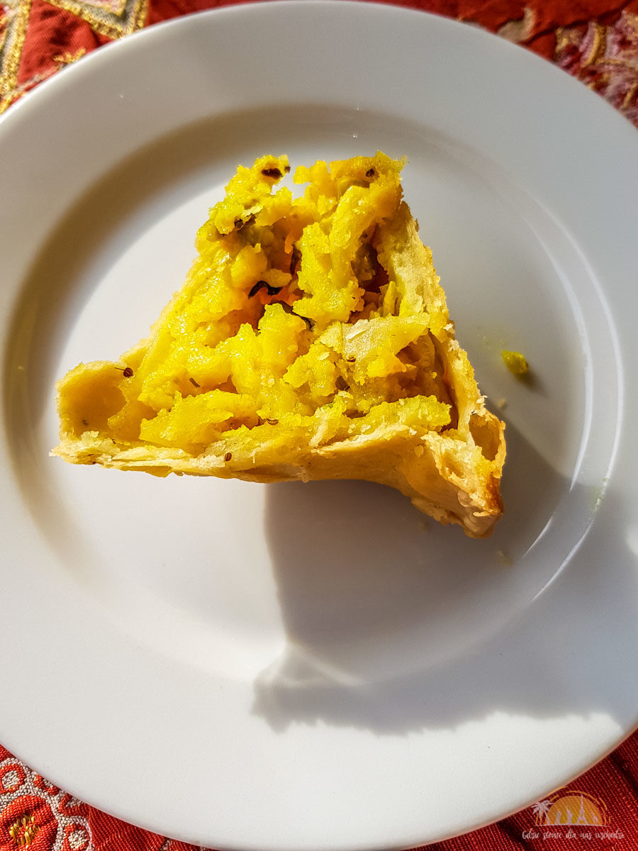 Tandoori Love sopot indyjska restauracja samosa 4
