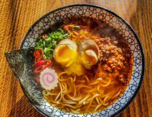 ramen kimchu Ramen & Sushi by mitsuro Gdansk 2