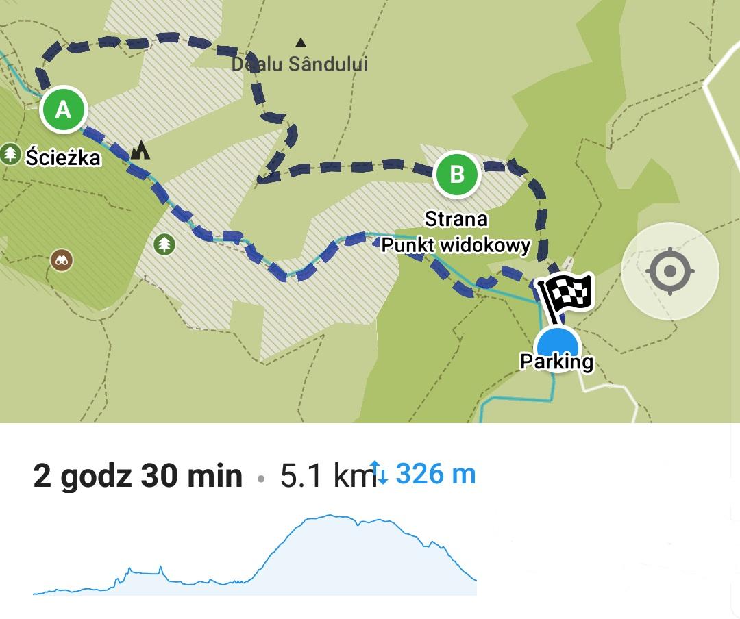 Wąwóz Turda Rumunia Szlak