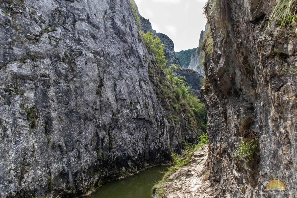 Wąwóz Turda Rumunia atrakcje 10