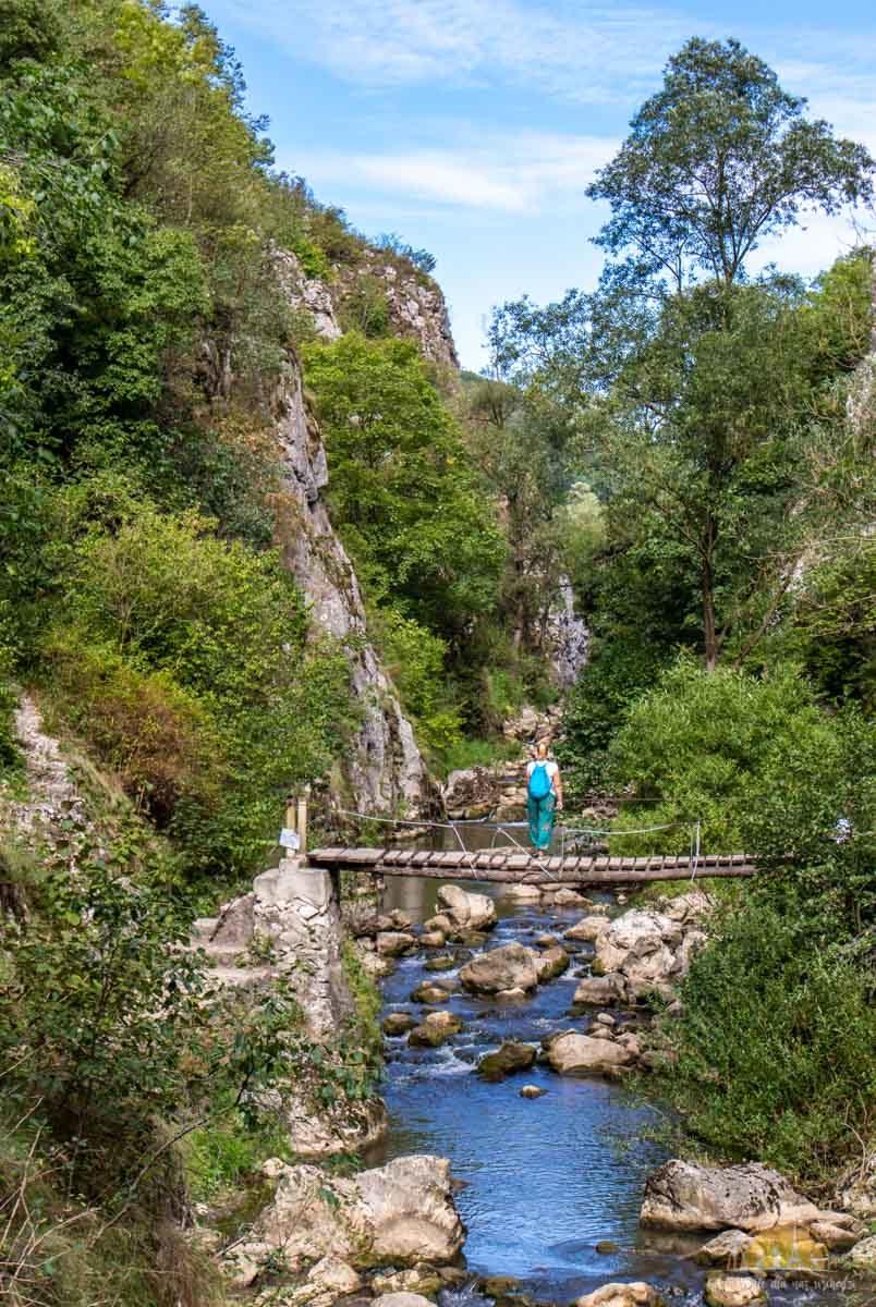 Wąwóz Turda Rumunia atrakcje 12