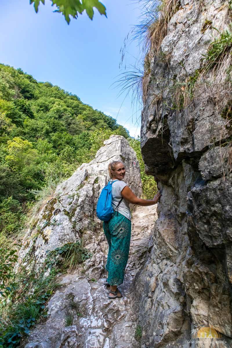 Wąwóz Turda Rumunia atrakcje 15