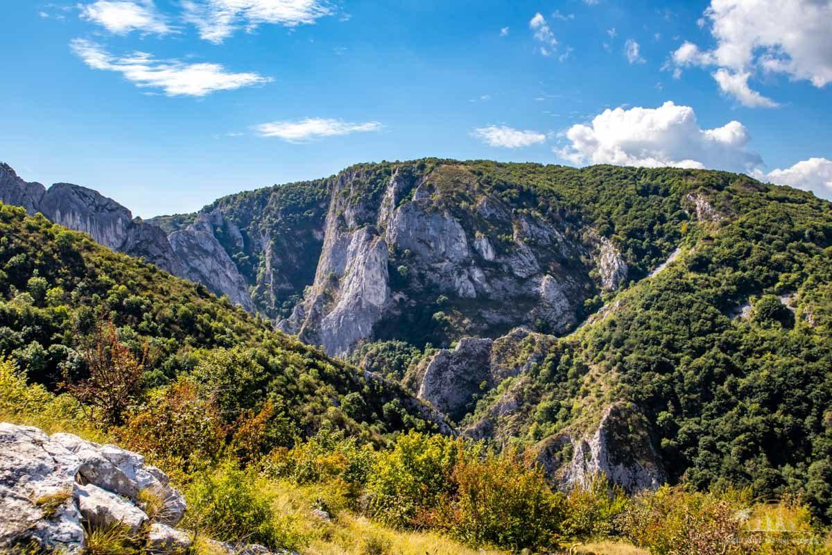 Wąwóz Turda Rumunia atrakcje 16