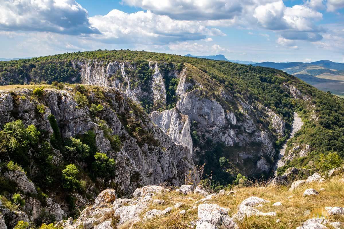 Wąwóz Turda Rumunia atrakcje 18